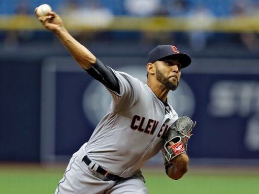Six Spot from Tribe Supports Superb Salazar in Shutout; Indians 6, Rays 0