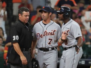 Upton and Ausmus - Scott Halleran/Getty Images