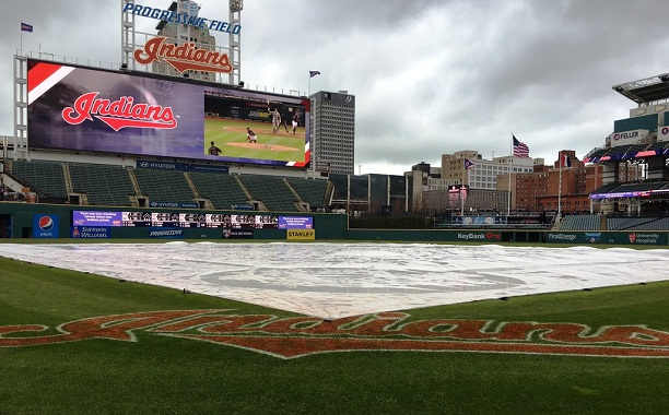 Mother Nature Wins the Day Again as Tribe and Sox Rained Out in Finale