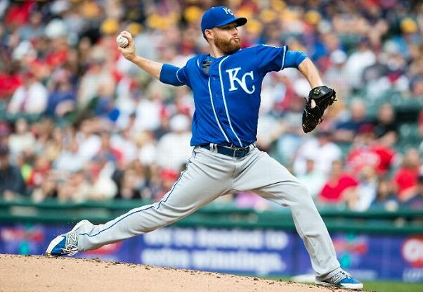 Kennedy Cruises Past Cleveland in Combined Six-Hit Shutout; Royals 7, Indians 0