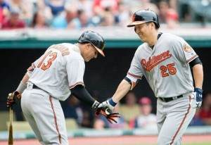Late Long Balls Lead O's to Victory; Orioles 6, Indians 4