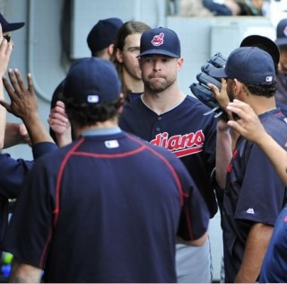 Kluber's Start and Big Triples Send Tribe to Series Win in Chicago; Indians 4, White Sox 3