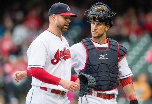 Kluber & Gomes - Jason Miller/Getty Images