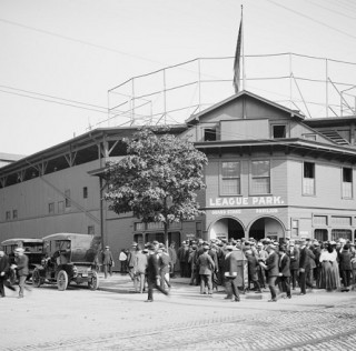 Cleveland's League Park Celebrates 125th Anniversary of its First Game