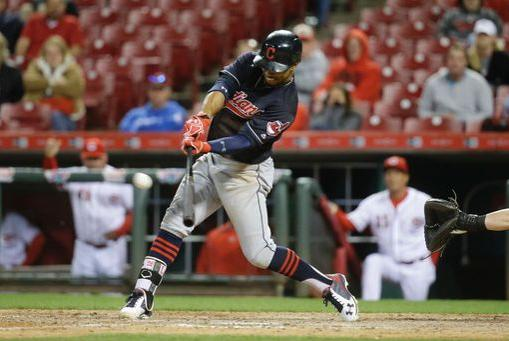 Lindor's Laser in 12th Sends Cleveland Past Cincy; Indians 8, Reds 7