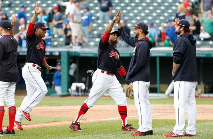 Offense Has Powered Tribe to First