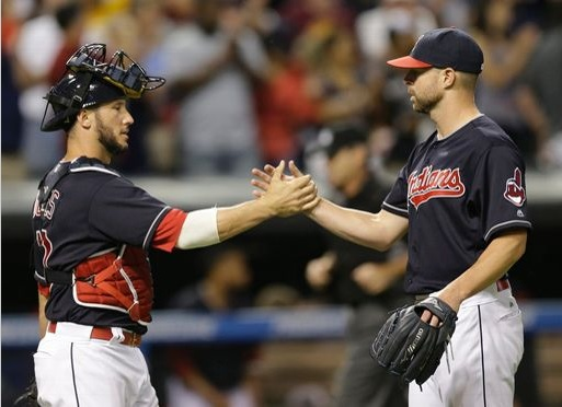 Kluber Soars Past Rays With Three-Hit Shutout; Indians 6, Rays 0