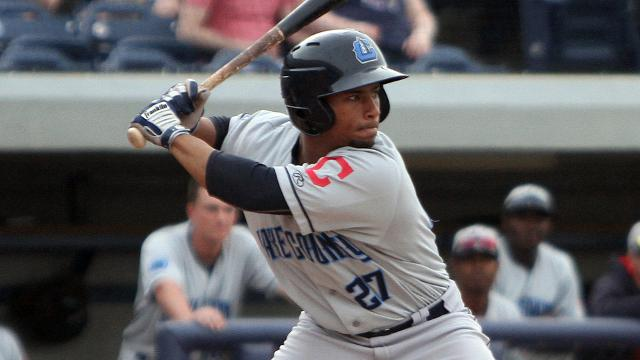 Mejia Named Midwest League Player of the Week