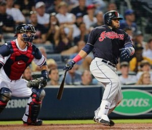 Three-Run Ninth Gives Indians Eleventh Straight Win; Indians 5, Braves 3