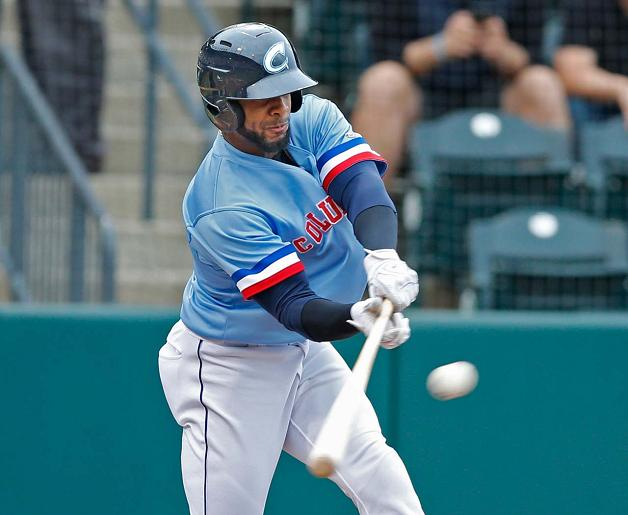 Yandy Diaz Becomes Third Tribe Prospect Named to Futures Game