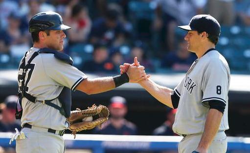 Yankees Take Series on Sloppy Sunday for Tribe; Yankees 11, Indians 7