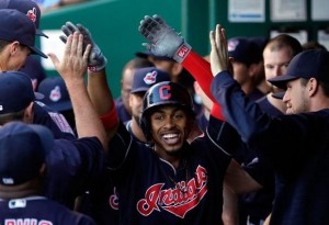 Lindor - Jamie Squire/Getty Images
