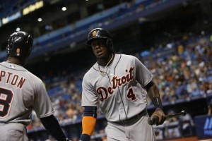 Maybin & Upton - Brian Blanco/Getty Images