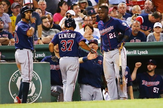 First Place Indians Continue Pursuit of AL Central Crown Versus Rival Twins