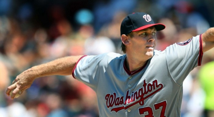 Strasburg's Seven Shutout Innings Lead Nats to Split With Tribe; Nationals 4, Indians 1