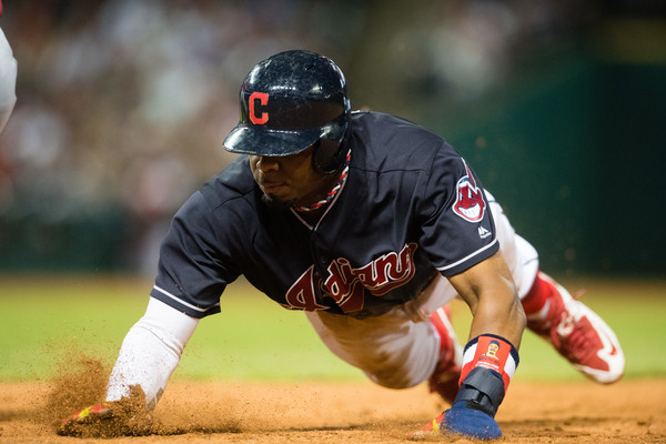 Indians Run Wild in Second Straight Offensive Explosion; Indians 13, Angels 3