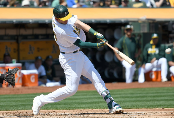 Five-Run Second Too Much for Tribe to Overcome in Oakland; A's 5, Indians 1