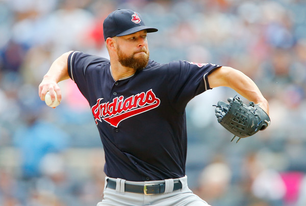 Kluber Outduels Sabathia in Battle of Past Tribe Cy Winners; Indians 5, Yankees 2