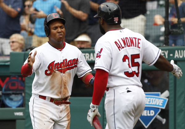Cleveland Rally Secures Four-Game Sweep of LA; Indians 5, Angels 4