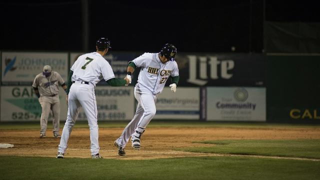 Santander Slugs Some More, Frank's Scoreless Streak Ends, and More in Hillcats Chatter