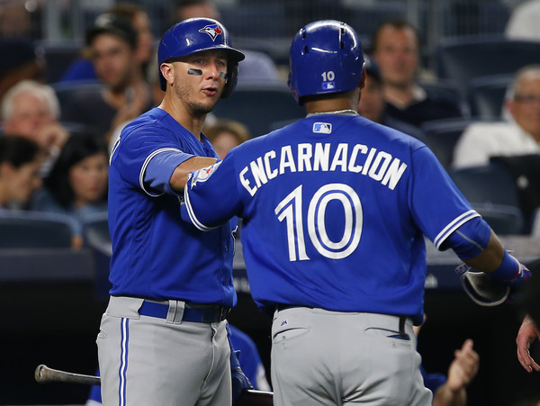 Indians Host Blue Jays in a Series with a Taste of October