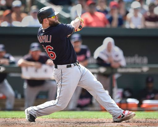 Napoli Powering Tribe Offense This Season, Hopefully Longer