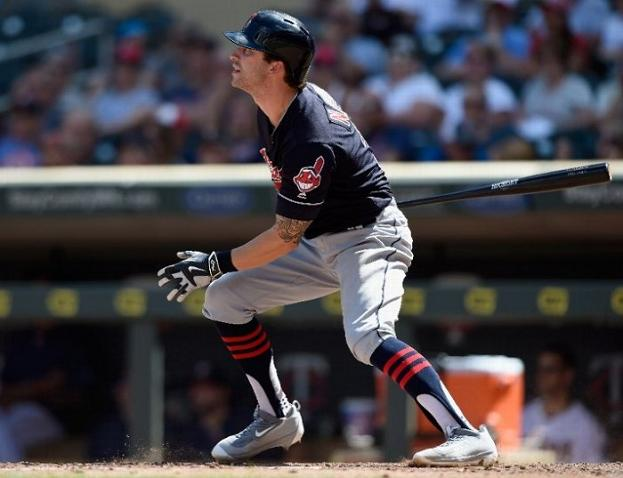 Naquin Having First Rough Stretch of Rookie Season