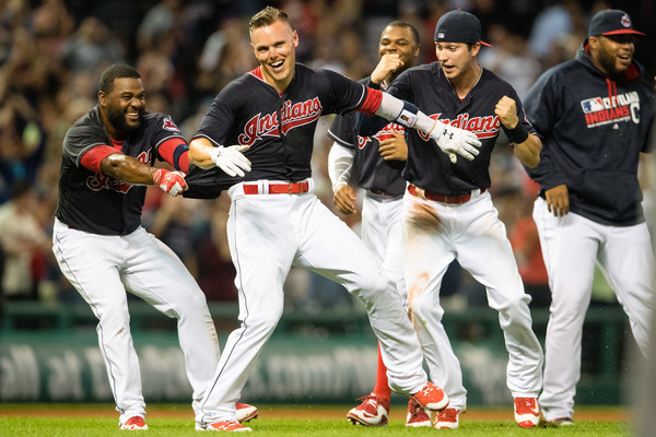 Tomlin Takes Another Step Forward as Tribe Walks Off Again; Indians 2, Royals 1