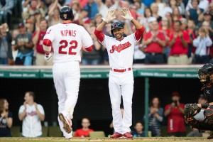 Kipnis & Crisp - Jason Miller/Getty Images