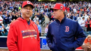 Francona & Farrell - Getty Images