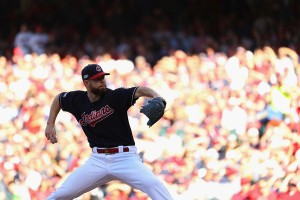 Kluber - Maddie Meyer/Getty Images