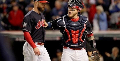 Kluber & Perez - Jamie Squire/Getty Images