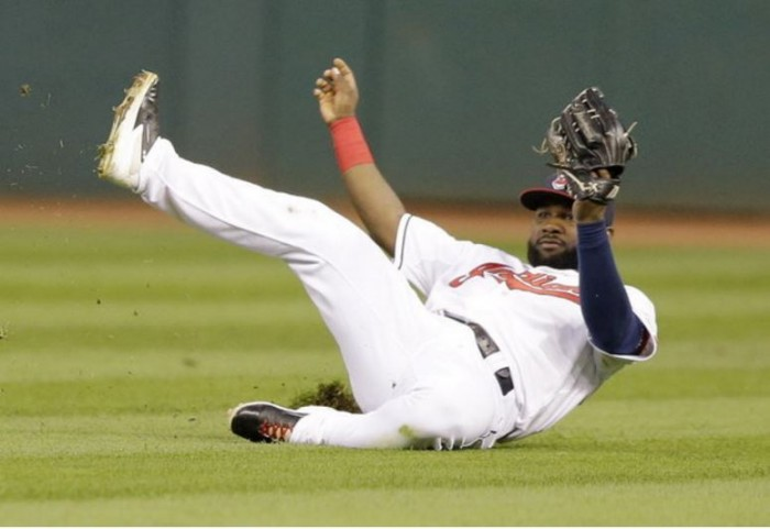 Questions in the Indians' Outfield