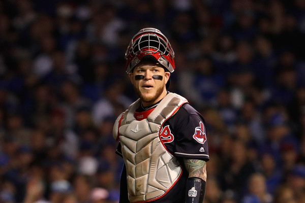 Indians Reminded of the Value of Catcher Perez in 2016