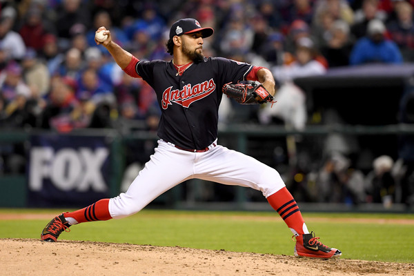 Injuries Slowed Indians' Salazar During All-Star Season