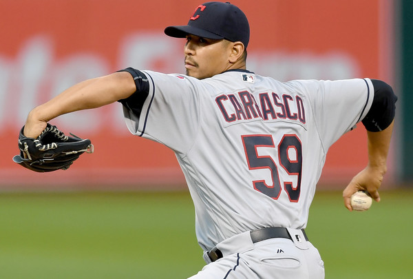 Countdown to Indians' Opening Day – 59 – Carlos Carrasco