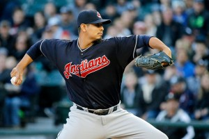 Cleveland Claims Fifth Straight as Carrasco Blanks Chicago; Indians 7, White Sox 0