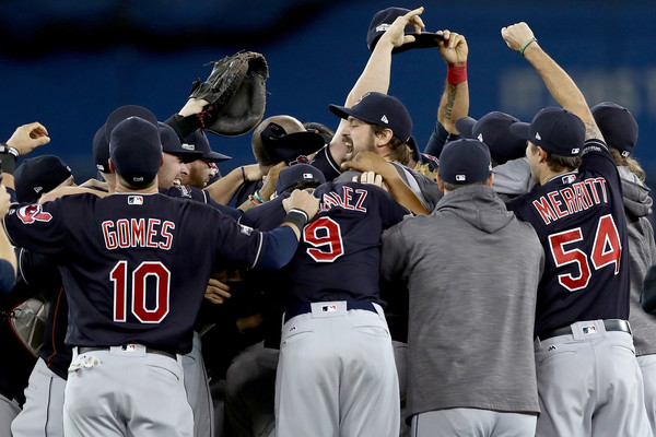 Target on the Tribe as They Look to Defend American League Title