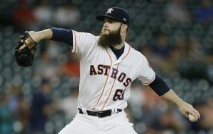 Keuchel - Bob Levey/Getty Images