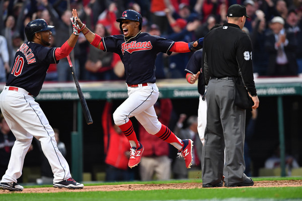 Tribe Rings in Opener Smoothly with Walk-Off in Ten; Indians 2, White Sox 1
