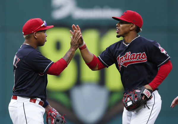 Four-Run First Sends Tribe and Salazar to a Victory; Indians 4, Mariners 3