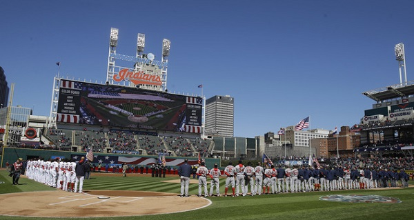 Indians Announce Festivities for Opening Day