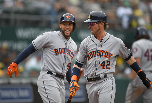 Astros Make Yearly Visit to Progressive Field as Cleveland Hosts Houston