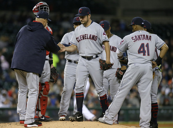 Tribe Opens Road Trip With a Dud in Detroit; Tigers 7, Indians 1