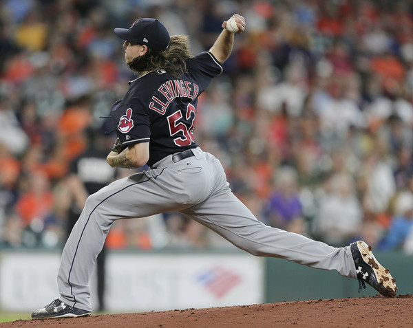 Clevinger Nearly Unhittable in Cleveland's Shutout of Houston; Indians 3, Astros 0