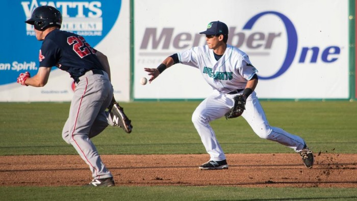 Hillcats' Haggerty Named Carolina League Player of the Week