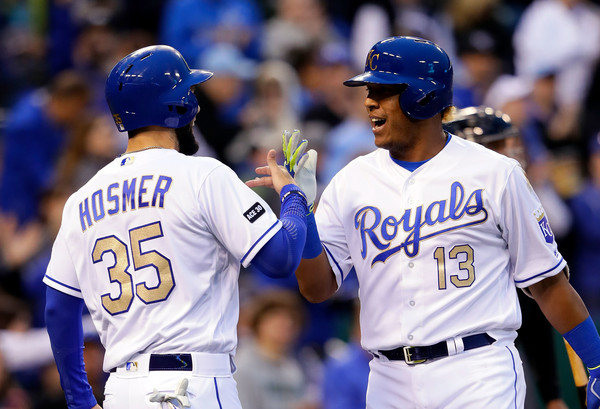 Reeling Royals Invite Indians to KC for Three at Kauffman