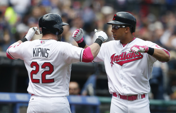 Indians Bring the Bats in Big Win to Avoid Sweep; Indians 8, Twins 3