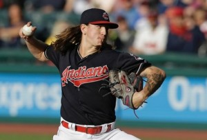 Clevinger - AP Photo/Tony Dejak