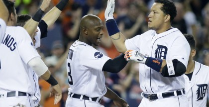 Tigers Duane Burleson Getty Images